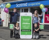 Childline's vital work is already resonating with our staff and customers.