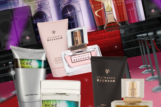 Semichem's Christmas TV campaign features fragrances by the Beckhams, Beyonce and Calum Best.