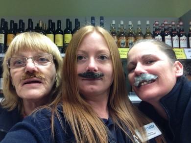 Macphail drive Movember