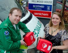 Community Defibrillators