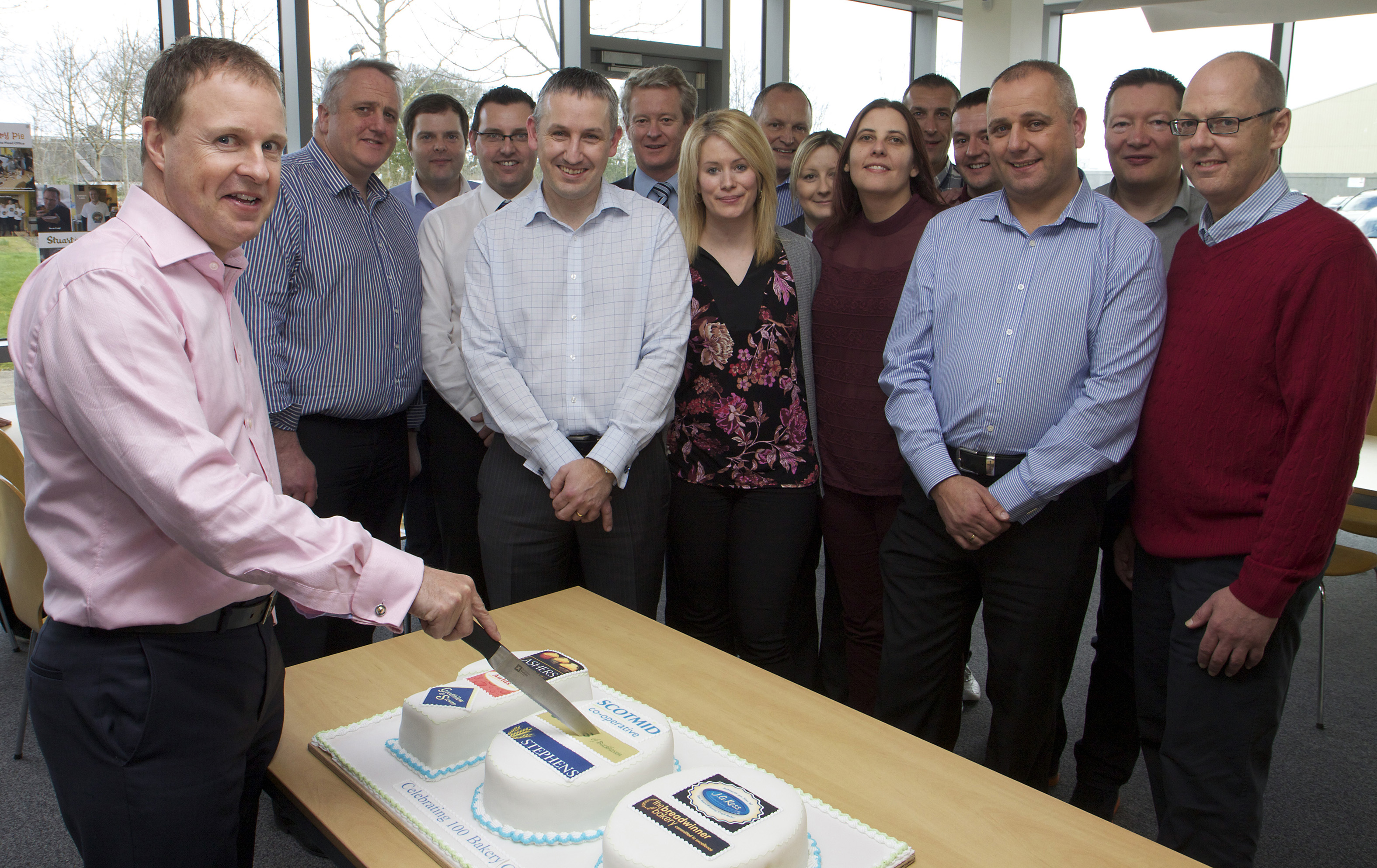 Scotmid and scottish bakers celebrate 100th bakery - Chief operating officer qualifications ...