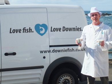 Selected stores will be selling Downies' Cullen Skink Soup.