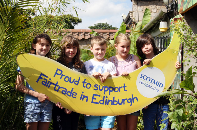 Scotmid supported this year's Summer School at Edinburgh Zoo.