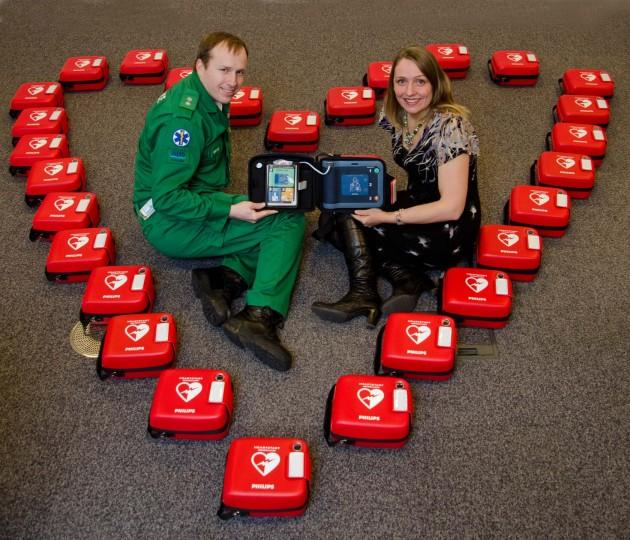 Scotmid has installed defibrillators in over 40 stores
