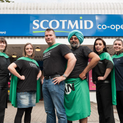 The Scotmid Lifesavers with Hardeep Singh Kohli and Ally Boyle