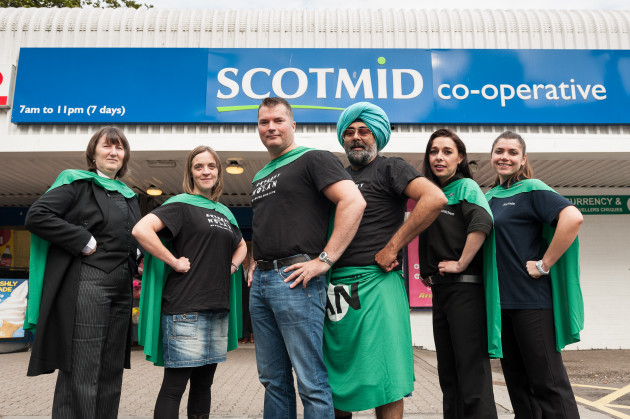 The Scotmid Lifesavers with Hardeep Singh Kohli and Ally Boyle