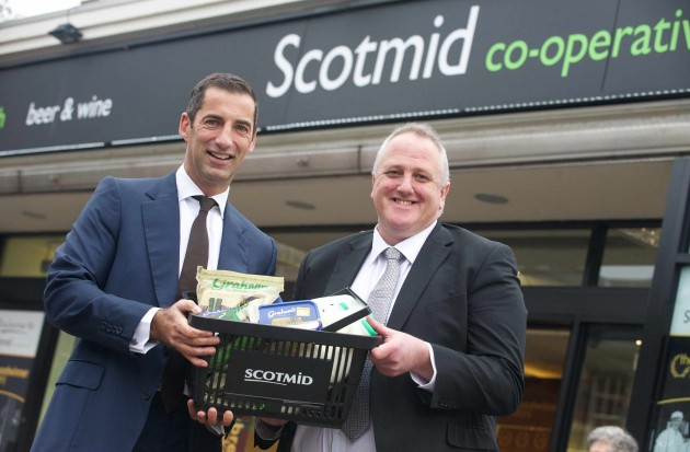 Graham's and Scotmid have announced a new partnership.