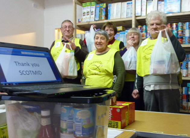 Clydesdale Food Bank1