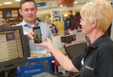 Scotmid , launch a new phone app for members.. PHIL WILKINSON PHOTOGRAPHY & VIDEO info@philwilkinson.net www.philwilkinson.net 01316186373 - 07740444373