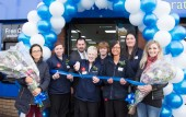 The Scotmid Co-operative store in Bavelaw Road, Balerno reopened