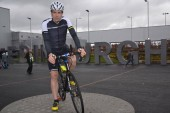 Scotmid ambassador Mark Beaumont