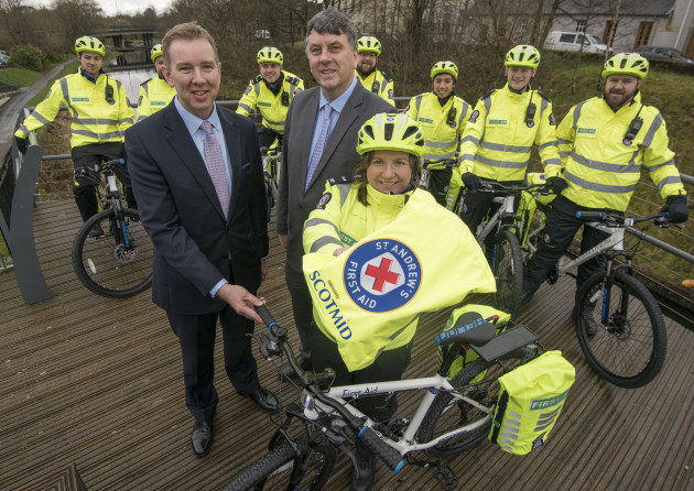 Scotmid Helps St Andrew's First Aid