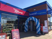 Hunterfield Scotmid Reopens